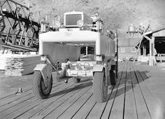 Youbou truck carrier 1940 by Williams, Donn B.A.