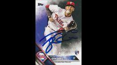 TTM AUTOGRAPH SUCCESS - MLB - 6/9/17