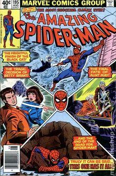 Amazing Spider-Man (1963 1st Series) 195