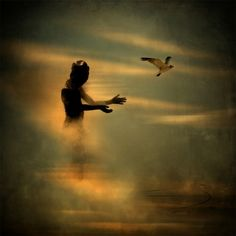 letting go by Anja Buehrer