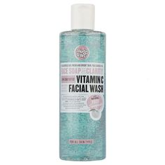 Face Soap & Clarity Facial Wash by Soap & Glory Beauty Care, Beauty Skin, Beauty Tips, Best Face Wash, Face Soap, Tumeric Face, Sensitive Skin Care, Facial Wash, Bright Skin
