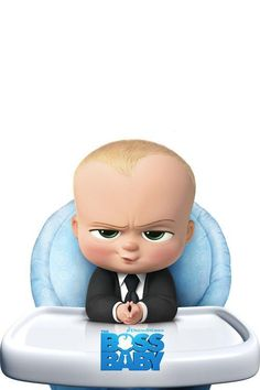 The Boss Baby (2017) Full Movie Streaming HD
