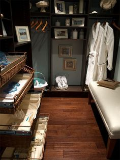 m closet small e1302727585712 How to Create a Multifunctional Master Bedroom Closet