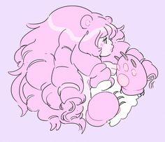 Steven universo, fandom, el arte UB, Pearl (SU), SU caracteres, granate (SU), amatista (SU), cuarzo rosa