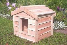 CozyCatFurniture Waterproof Small Outdoor Cat House Made of Natural Cedar Wood, Thermal-Ply Insulation, Works in Winter & Summer Outside Cat Shelter, Outside Cat House, Outdoor Cat Shelter, Cats Outside, Outdoor Cats, Insulated Cat House, Heated Outdoor Cat House, Wooden Cat House, Cedar Homes