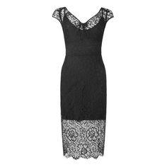 Valeria Lace Evening Dress
