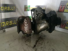 2010 N57 N57D30 N57D30A BMW 3.0 DIESEL ENGINE TURBO CHARGER