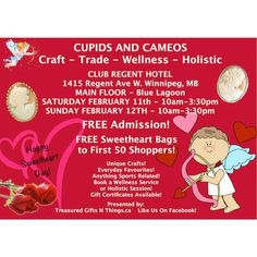 Cupids And Cameos Free Admission, Free Things To Do, Cupid, Stuff To Do, Activities, Fun, Crafts, Manualidades, Handmade Crafts