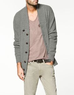 (sigh) if only all guys could dress like this..