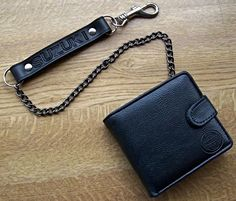 SUZUKI Bikers Wallet with Chain