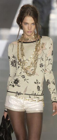 Chanel shorts...love!