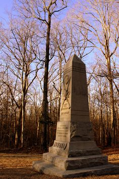 battle of shiloh monuments   Shiloh Battlefield: One of Many Indiana Monuments   Flickr - Photo ...