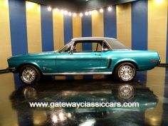 Old Car City USA | Classic Cars for Sale, Cars 1965 - 1974