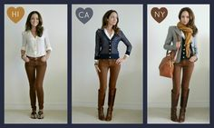 City Layering Collage Autumn Reeser for Move LifeStyle