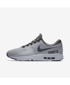 9ea84deecd48 Nike Air Max Zero Essential Wolf Grey Pure Platinum Black Dark Grey  876070-012