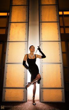 Tatiana Dekhtyar as Audrey Hepburn II by wbmstr https://www.facebook.com/MannyLlanuraPhoto