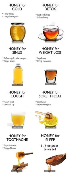 TOP HOME REMEDIES USING HONEY