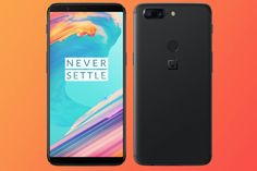 OnePlus 5T 4G Smartphone International Version 6GB RAM 64GB ROM Full Optic AMOLED Screen