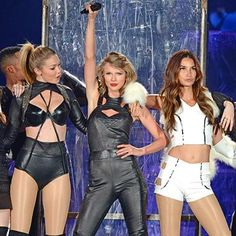 Music: How Taylor Swift assembled the 1989 tour's guest stars