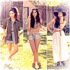 Amy's Coachella picks. Which one is your fave?