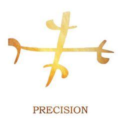 Precision rune - city of bones