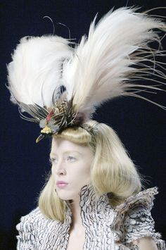 Philip Treacy Spring 2000 Couture (=)
