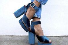"""ファッションはもうA/W目線セレブ流""""深色ベルベット靴""""で足下から気分をあげて"""