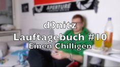 d3nitzs Lauftagebuch #10 - Einen Chiligen | #Rennsemmel