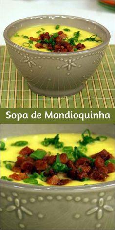 Sopa de Mandioquinha | https://lomejordelaweb.es/