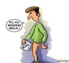 #smiechy #smiechy.pl #śmieszne #memy #humor  #funny #lol #fun #mleko #pije #wielki Disney Characters, Fictional Characters, Funny Pictures, Jokes, Author, Lol, Cartoon, Disney Princess, Type 3