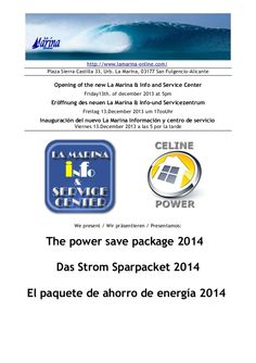 opening-la-marina-info-and-service-center-13122013-in-la-marina-alicante-spain by Celine Power