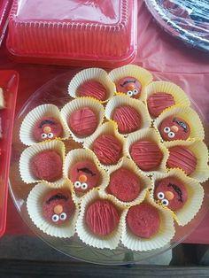 Elmo oreos