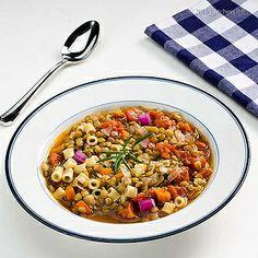 Lentil and Tomato Soup 2 by kitchenriffs, via Flickr