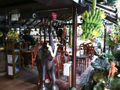 Natural Restaurant Recomended to eat in Phuket Old Town