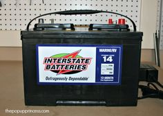 Innovative Deep Cycle AGM Batteries Are Very Different From Starting Batteries