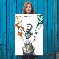 Conor McGregor UFC Poster