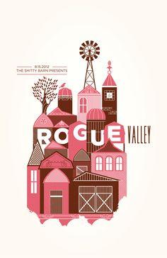 ROGUE-VALLEY by Alex Perez