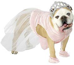 Disfraz de princesa para perro : Vegaoo, compra de Accesorios. Disponible en www.vegaoo.es