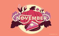 November 2014 Pumpkin by Adam Koon from Atomicdust