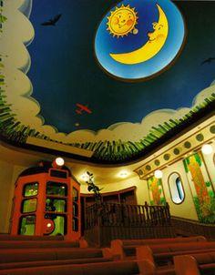 The Studio Ghibli Museum's SaturnTheater