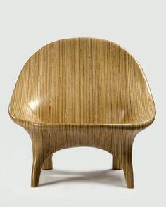 """Cadeira poltrona """"Poltrona Suave"""" de Julia Krantz 2"""