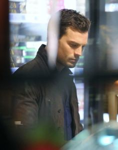 Jamie Dornan as Christian Grey filming Fifty Shades Darker and Freed http://everythingjamiedornan.com/gallery/thumbnails.php?album=186