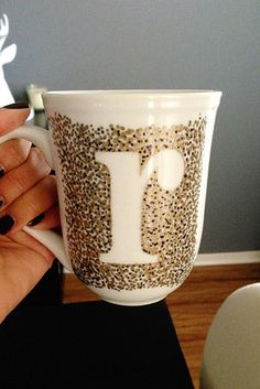 I decided that this DIY Sharpie mug is actually worth it. | Here's What Happened When I Lived According To Pinterest For A Week