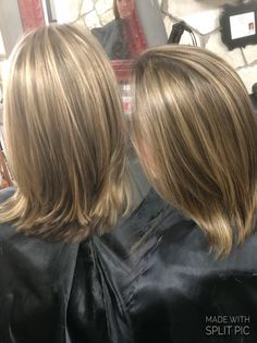 Partial highlights make me  hair by Caitlin #jgibsonsalon