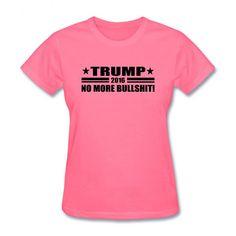 DONALD TRUMP 2016 Campaign President Election Tee Shirt