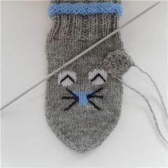 hiiri piiperoiset ohje - Kikiliakii neuloo - Vuodatus.net Knitted Hats, Knitting, Accessories, Knit Patterns, Tricot, Breien, Stricken, Weaving, Knits