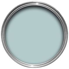 Dulux Mint macaroon Matt Emulsion paint emulsion paint is suitable for and covers up to 13 m² per litre on average. Bedroom Colour Schemes Blue, Bedroom Paint Colors, Paint Colours, Blue Space, Crown, Trendy Bedroom, Girls Bedroom, Decoration, Bedroom Decor