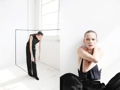 AnOther Magazine feature Charlie May AW12