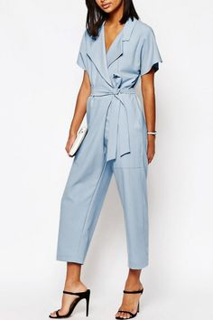 women-s-fashion-wrap-front-short-sleeve-jumpsuit-with-tie-waist
