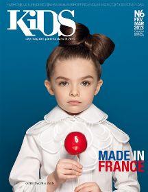 Kids Magazine, Paris, Cannes, New York
